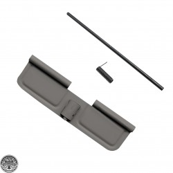 Cerakote Sniper Gray | AR-10 .308 Ejection port Door Cover | Dust Cover Assembly