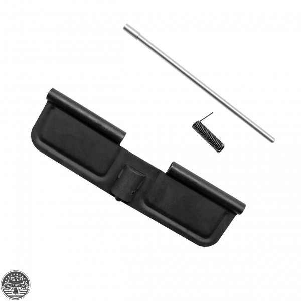 AR-15 Ejection Port | Dust Cover Assembly with Stainless Steel Rod