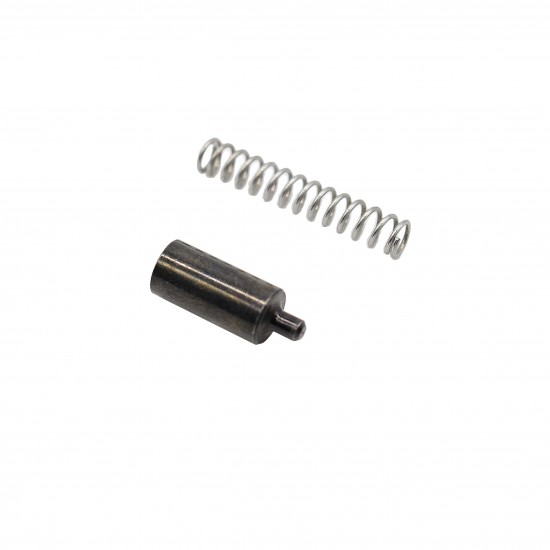 AR-15 & AR-10 .223 5.56 / .308 Steel Buffer Retainer Detent/Pins With Springs