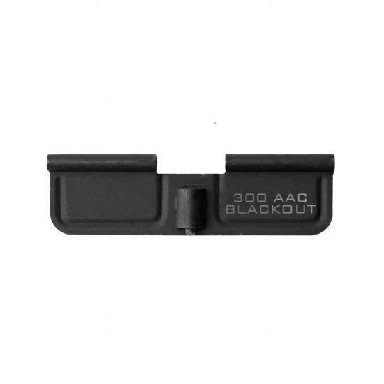 AR-15 Ejection Port Dust Cover Engraving - 300 ACC BLACKOUT