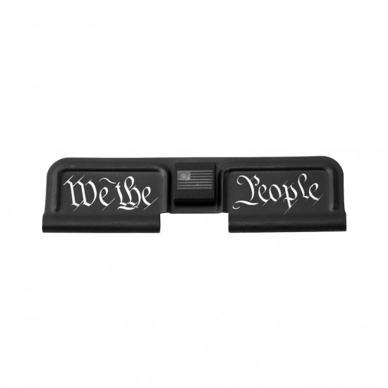 AR-15 Ejection Port Dust Cover Engraving - Infringed