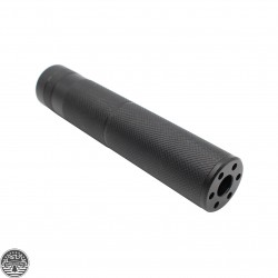 AR15 1/2x28 Threaded .223 5.56 Thread-On Fake Can Muzzle Brake