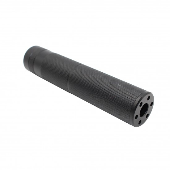 AR-15 1/2x28 Threaded .223 5.56 Thread-On Fake Can Muzzle Brake