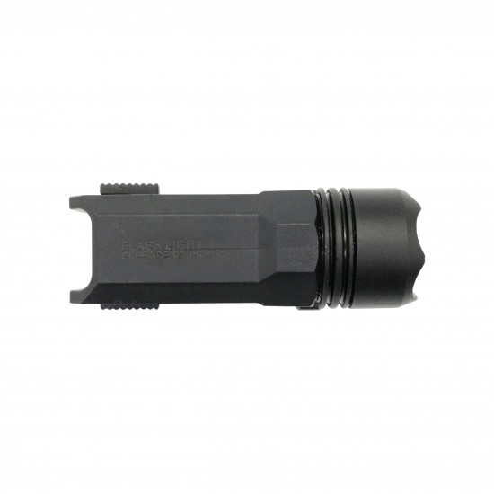 150 Lumens Flashlight with Quick Release Mount | Polymer