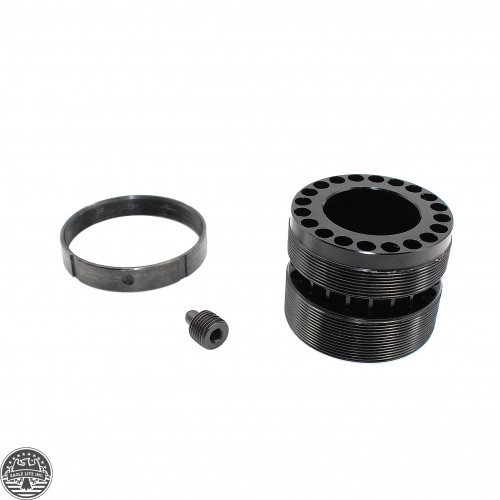 AR-15 Free Float Handguard Barrel Nut Kit