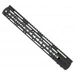 AR-15 Ultra Slim Keymod Handguard