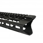 AR-15 Angle Cut Clamp on Keymod Handguard | USA MADE