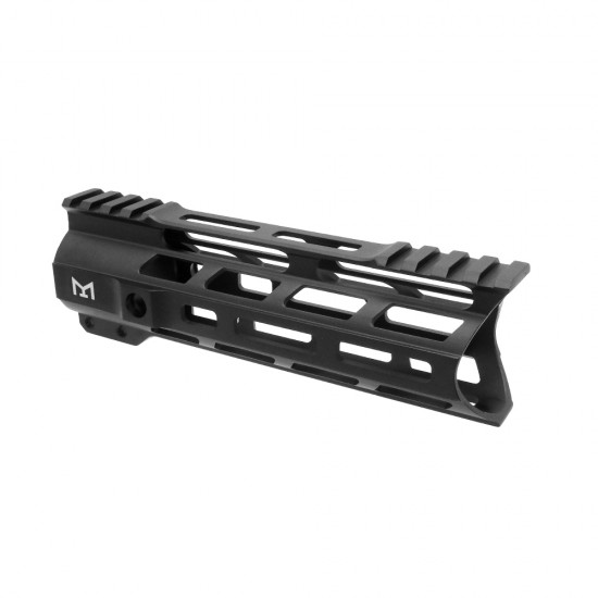 "AR-15 M-Lok Handguard ""C"" Cut - Black"