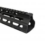 AR-15 Angle Cut Clamp on M-LOK Handguard | Made in USA