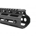 AR-15 Angle Cut Clamp on M-LOK Handguard V2 | Made in USA