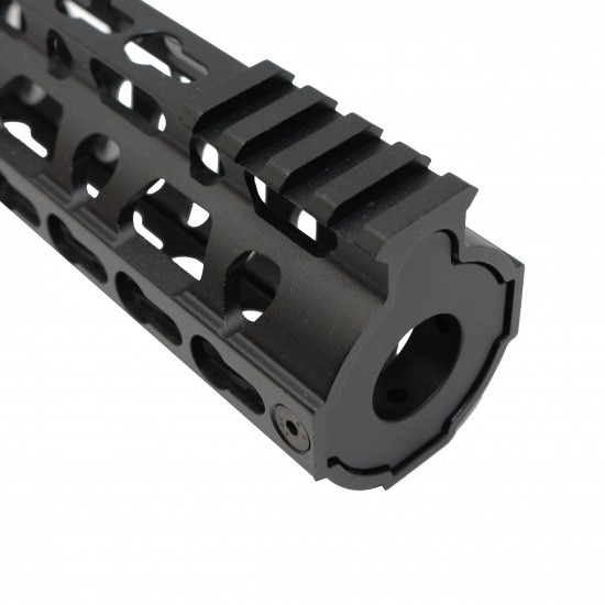AR-10 / LR-308 Keymod Skeleton Ultra Light Rail System