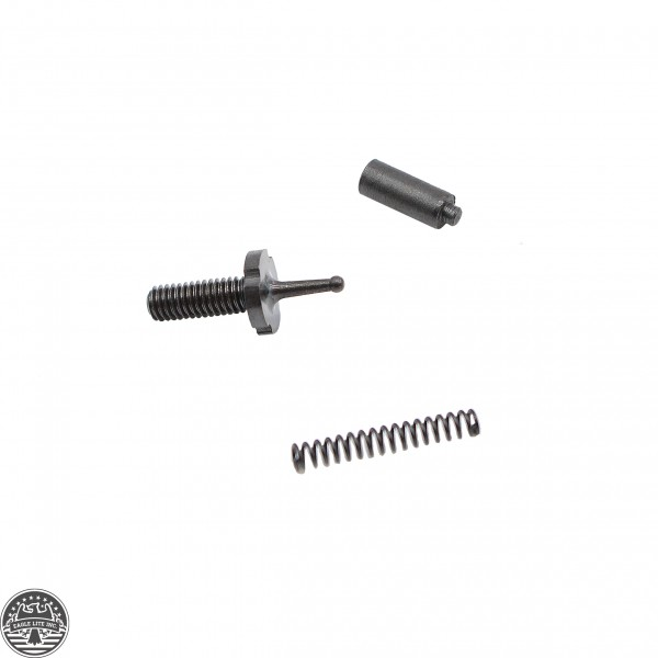 AR-15 Front Sight Post W/ Spring And Plunger A2 .071mm Diameter Ball