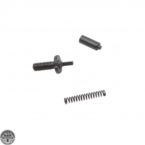 AR-15 Front Sight Post w/ Spring and Plunger A2