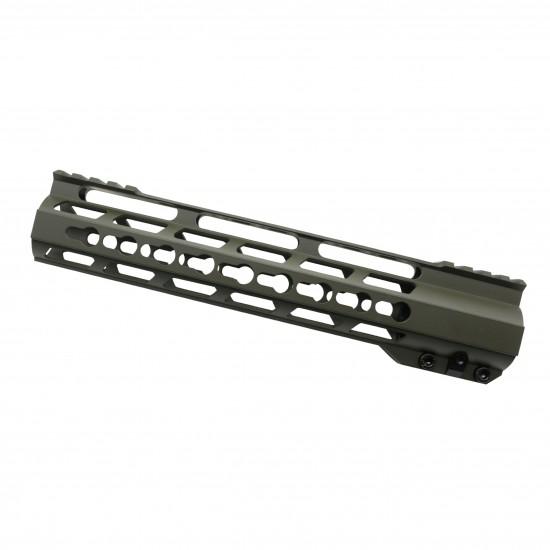 Cerakote OD-Green | AR-15 Ultra Light Frame Rail System
