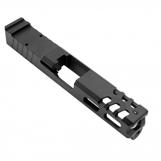 Glock 19 Custom Slides with Trijicon RMR Cut Out - BLACK