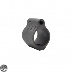 Low-Profile Micro Steel AR Gas Block .750 -Black Phosphate Fnish