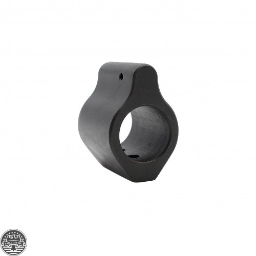 Steel Low Profile Gas Block - .625""