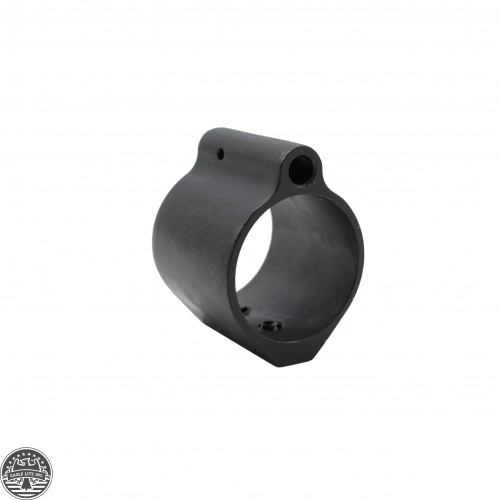 "Low Profile Steel Micro Gas Block - .936"" Diameter"