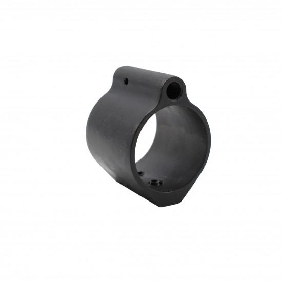 "Low Profile Steel Micro Gas Block - .936"" Diameter"