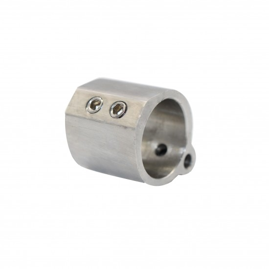 AR- Bull Barrel Stainless Steel Gas Block .936
