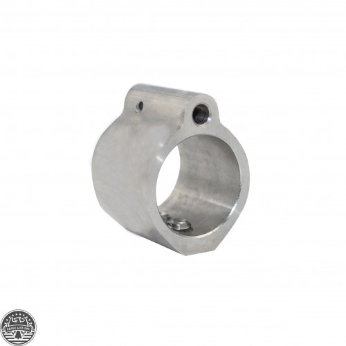 AR- BULL BARREL STAINLESS STEEL GAS BLOCK .936