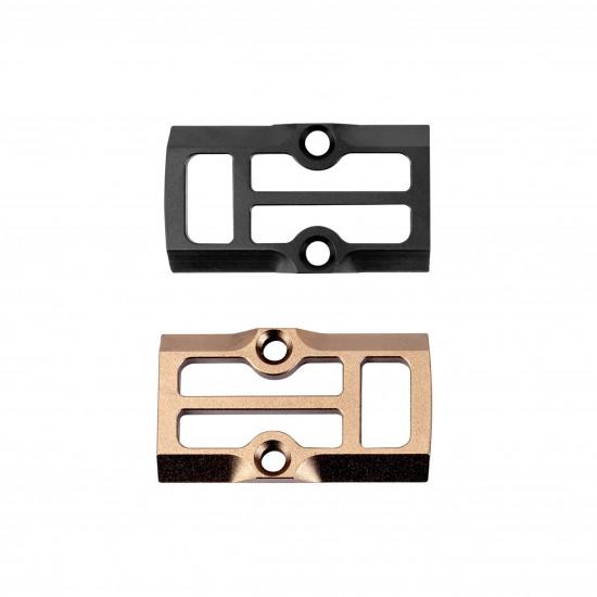 Glock RMR Cover Plate for Glock 17/19/26 | V6