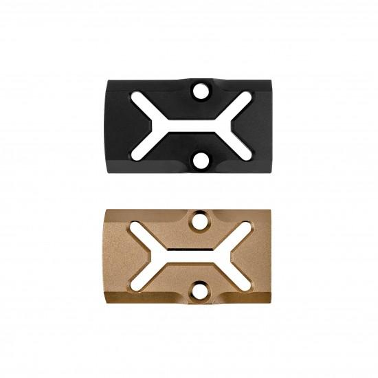 Glock RMR Cover Plate for Glock 17/19/26   V7