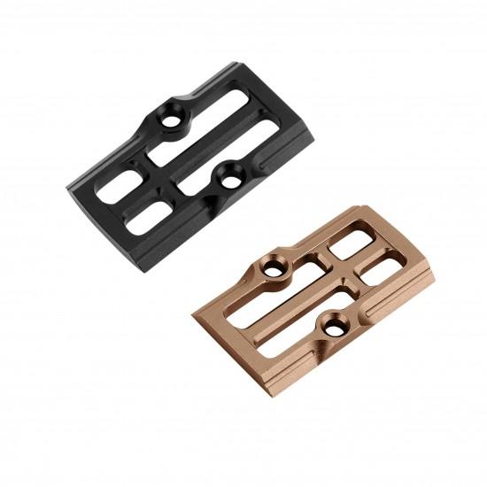 Glock RMR Cover Plate for Glock 17/19/26   V8