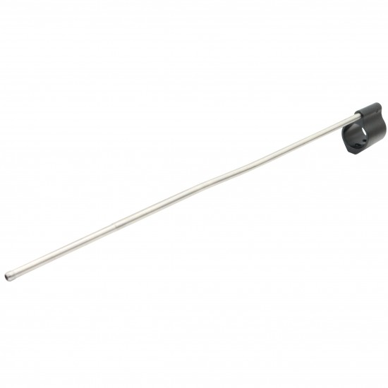 .750 Low Profile Micro Gas Block And Silver Mid Length Gas Tube [Assembled]