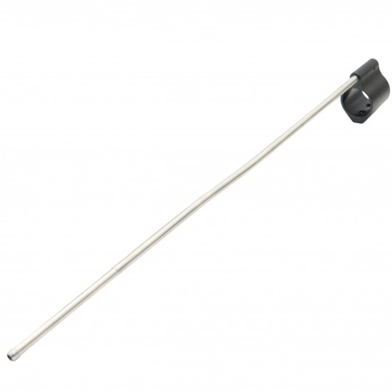 .750 Low Profile Micro Gas Block and Silver Rifle Length Gas Tube [Assembled]