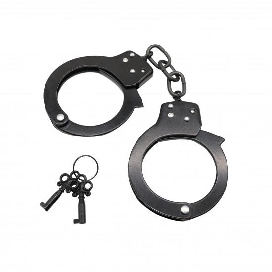 Polished Chrome Handcuffs