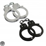 Polished Chrome Handcuffs