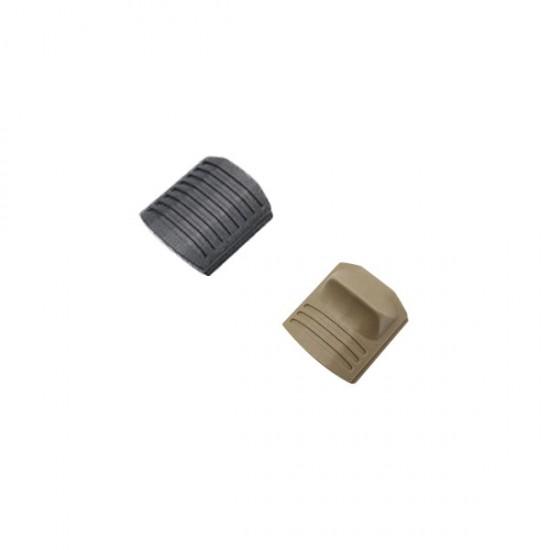 Three-Piece Polymer Angled Foregrip