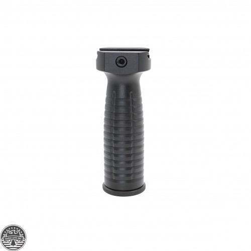 AR-15 ALUMINUM VERTICAL FOREGRIP W/ STORAGE COMPARTMENT