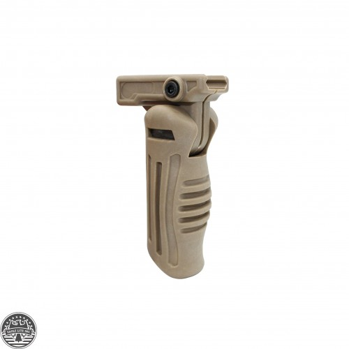 Tactical Foldable Grip - TAN