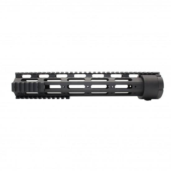 """AR-10 / LR-308 12"""" Free Float Quad Rail  W/ Detachable Rails"""