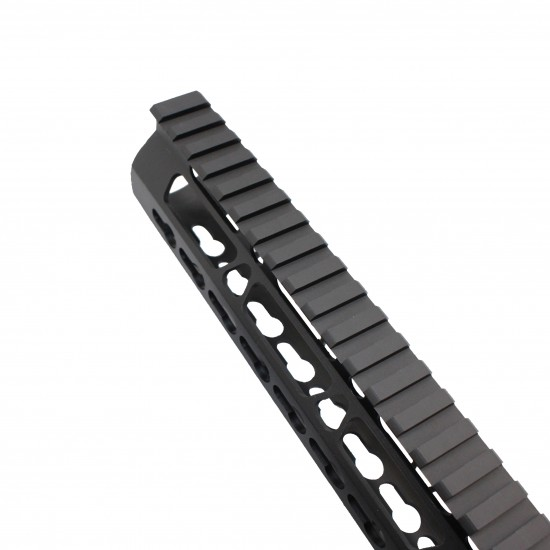 AR-15 Clamp On Free Float Keymod Handguard