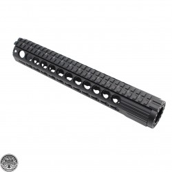 AR-15 Keymod Free Float Hand Guard W/Detachable Rails/12""