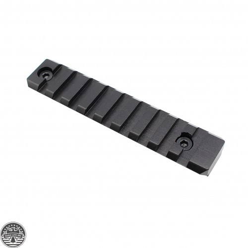 "4"" Keymod Rail Section (9 Slots)"
