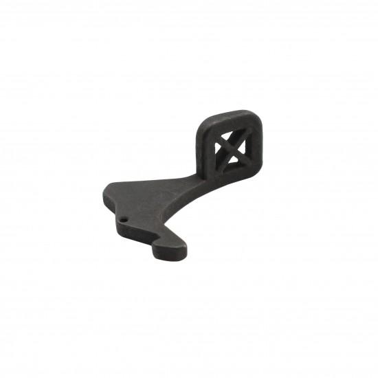 Steel Tactical Charging Handle Latch-Black