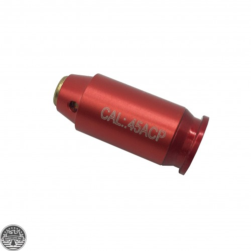 .45ACP/.45 Cartridge Laser Bore Sighter