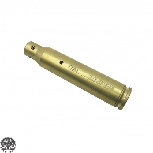 AR-15 Cartridge Laser Bore Sighter
