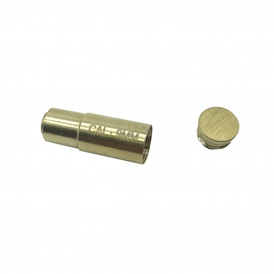 9mm Cartridge Laser Bore Sighter