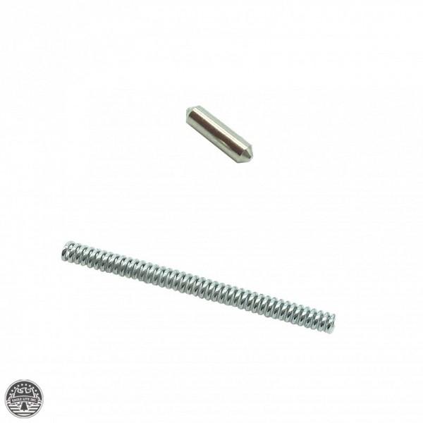Pivot Pin Spring : Takedown pivot pin detents springs set