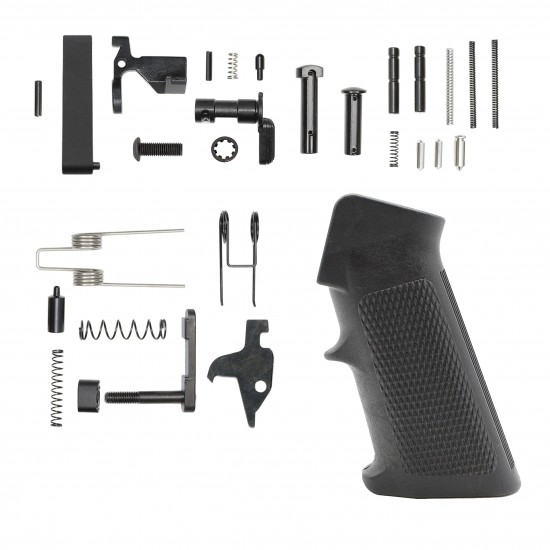 AR-15 Lower Receiver Parts Kit | LPK-NO TRIGGER AND HAMMER