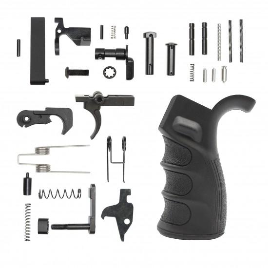 AR-15 Lower Receiver Parts Kit | LPK17 -Grip Option