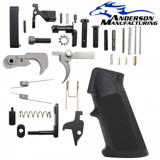 AR-15 Anderson Manufacturing Lower Parts Kit W/ Eagle Lite Ambidextrous Safety Selector