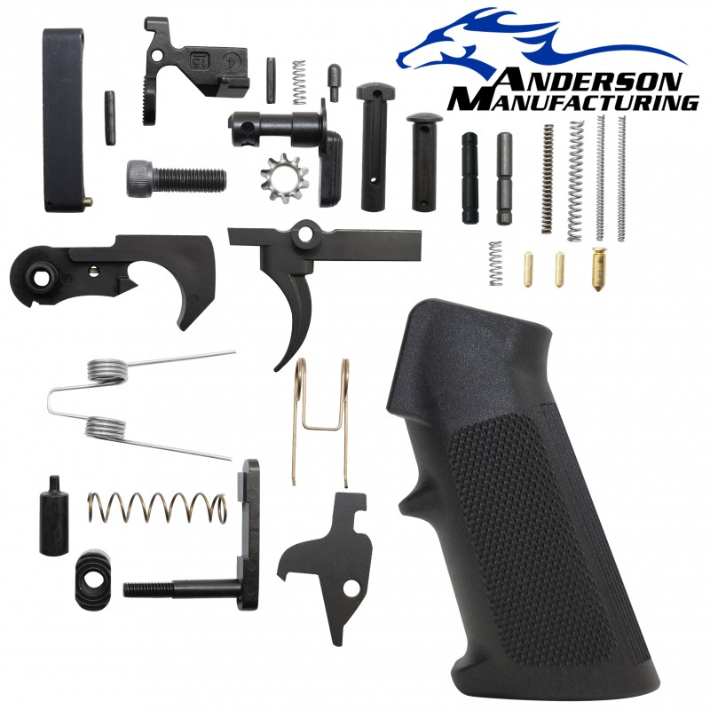 Ar 15 Anderson Manufacturing Lower Parts Kit