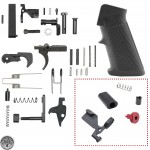 AR-15 Standard Lower Parts Kit W/ Bolt Catch and Bullet Button