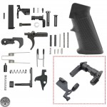AR-15 Standard Lower Receiver Parts Kit W/ Safety Selector and Bolt Catch